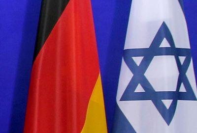 Almaniya İsraillə hərbi əməkdaşlığa başlayır