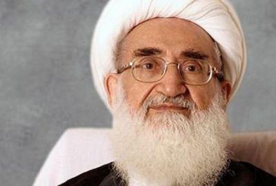 Религиозный деятель Ирана в Азербайджане