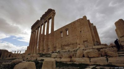 Syria:  IS destroyed Palmyra Temple of Bel
