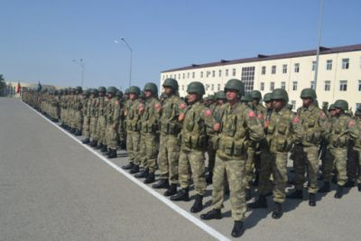 Azerbaijan: Armed Forces to take part in international event
