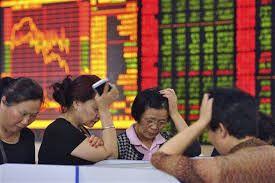 Dozens punished for spreading rumors on China's stock market