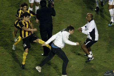 Футбольный матч закончился массовой дракой евреев и арабов