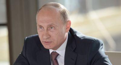 """Putin: """"Sanksiyalar Rusiyanı Çinə daha yaxın edir"""""""