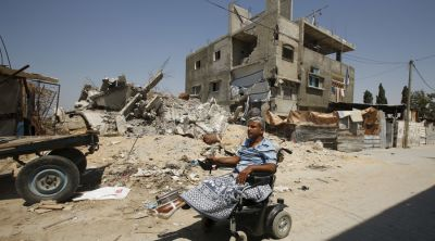 Gaza set to become uninhabitable by 2020 UN warns