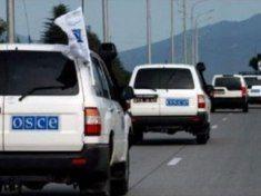 ОБСЕ проведет мониторинг