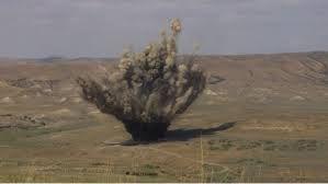 Обезврежены 13 противотанковых мин