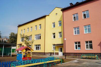 При поддержке Фонда Гейдара Алиева завершено строительство детсада