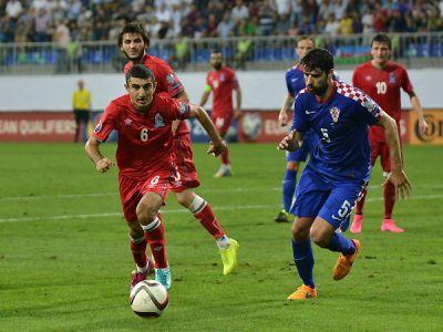 Azərbaycan - Xorvatiya 0:0 - VİDEO
