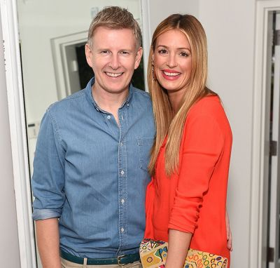 Cat Deeley  expecting her first baby