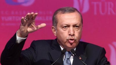 Turkish President: Western world to be blamed for refugee deaths