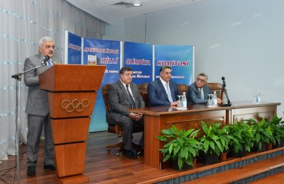Rövnəq Abdullayev Cüdo Federasiyasının prezidenti seçilib