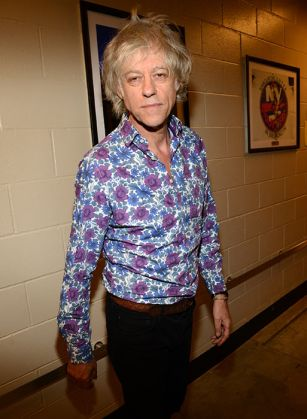 Bob Geldof  to welcome refugee families into his homes