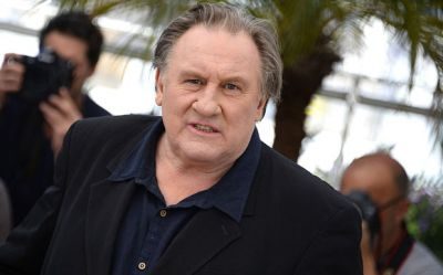 Gerard Depardieu plans to settle in Belarus