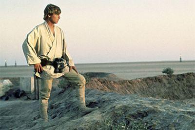 Disney подал иск на производителя Люка Скайуокера из глазури