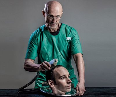 1st human head transplant to be realized