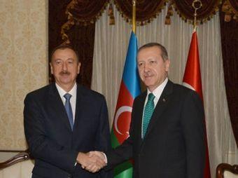 Состоялся телефонный разговор президентов Азербайджана и Турции