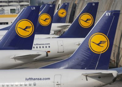 Lufthansa pilots to strike two days this week: