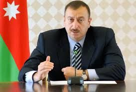 Azerbaijan's President attends a meeting preparation of the state budget for 2016