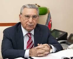 Academician Ramiz Mehdiyev`s book  published