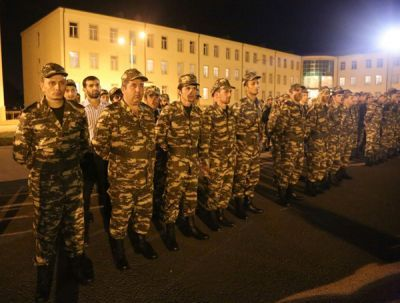 Defense Ministry issues a statement over reports on conscription of military reservists  PHOTOS