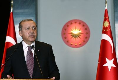 Kurds key to ending violence: Erdogan