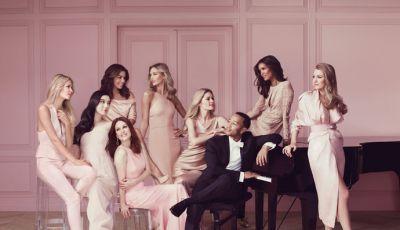 Звезды в новой рекламной кампании L'OREAL PARIS