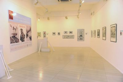 "An exhibition ""Gravures from Argentina"" opened"