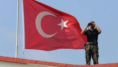 Турецкий военный погиб в перестрелке на границе с Сирией