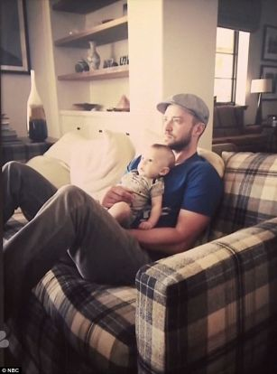 """Becoming a father the most amazing thing to ever happen to me, Justin Timberlake  says"