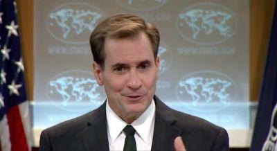 США не признают итоги так называемых выборов в оккупированном Нагорном Карабахе