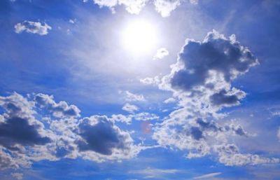 Ожидается переменная облачность, временами будет пасмурно