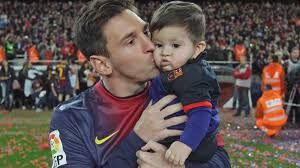 Messi becomes father for 2nd time