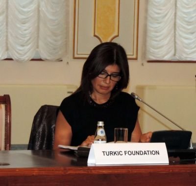Gunay Efendiyeva appointed President of Turkic Culture & Heritage Foundation