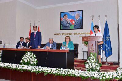 Бакинская Высшая Школа Нефти успешно начинает учебный год ФОТО