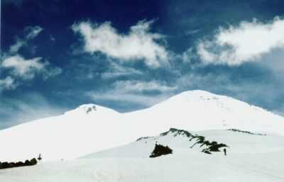 Swedish climbers lost on Mount Elbrus found alive