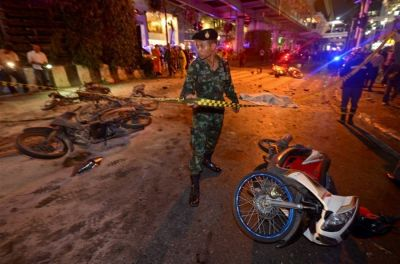 3 suspects over Bangkok blast arrested by Malaysian police