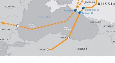 The Turkish Stream delayed