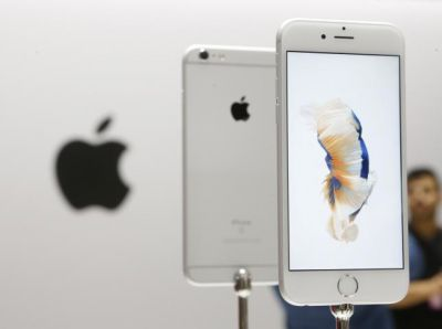 New iPhone sales off to strong start