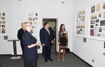 Mehriban Aliyeva attends the opening ceremony of Baku branch of I.M. Sechenov First Moscow State Medical University  PHOTOS