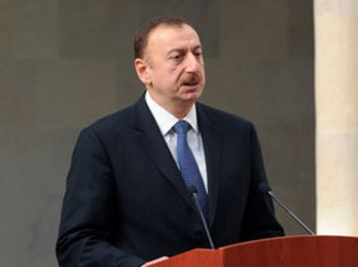 Azerbaijani oil`s accounting for 30 percent of energy balance of Czech Republic is very important, Azerbaijani President says