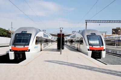 Добавлен рейс в расписание электричек Баку-Сумгайыт