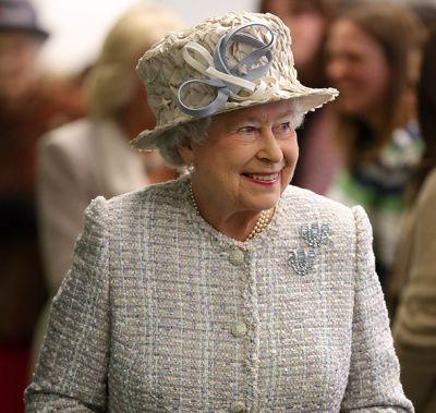 The Queen uses Skype to keep in touch with grandchildren