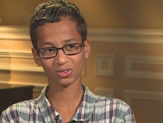 Dad: Ahmed Mohamed not to return to public high school