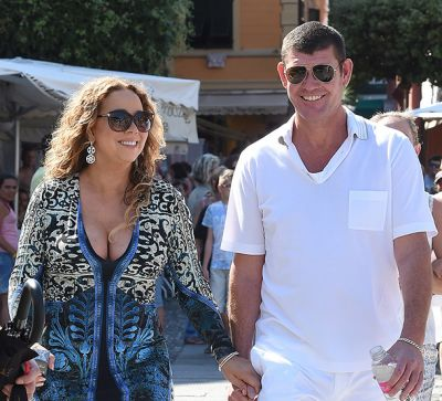 Mariah Carey speaks about her romance with James Packer