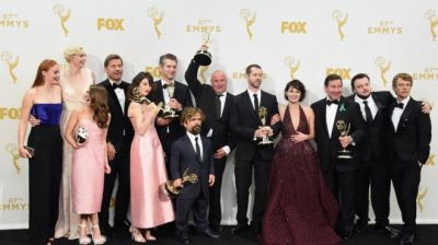 Game of Thrones among Emmy award winners