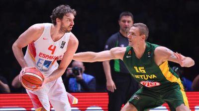 Spain takes European Basketball title