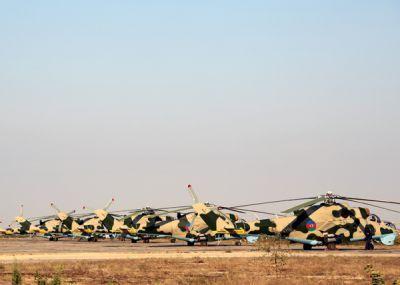 Состоялось открытие Центра подготовки военных пилотов
