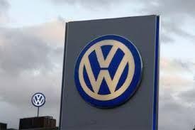 Volkswagen shares plunge