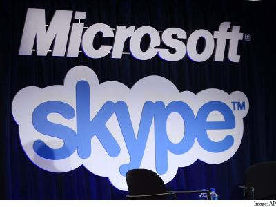Skype service restored after network problems
