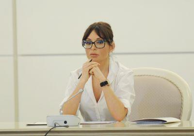 ЦИК Азербайджана зарегистрировал кандидатуру Мехрибан Алиевой